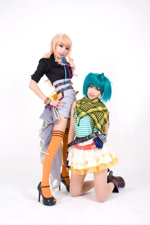 Macross Frontier cosplay Tumblr_lpaj2xs1V31qbo448o1_500