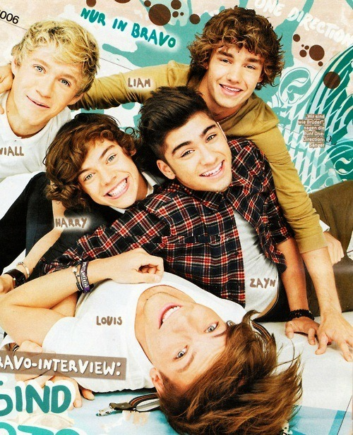 """One Direction (X Factor UK) >> album """"Up All Night"""" [IV] Tumblr_luew54z7zo1r1v49to1_500"""