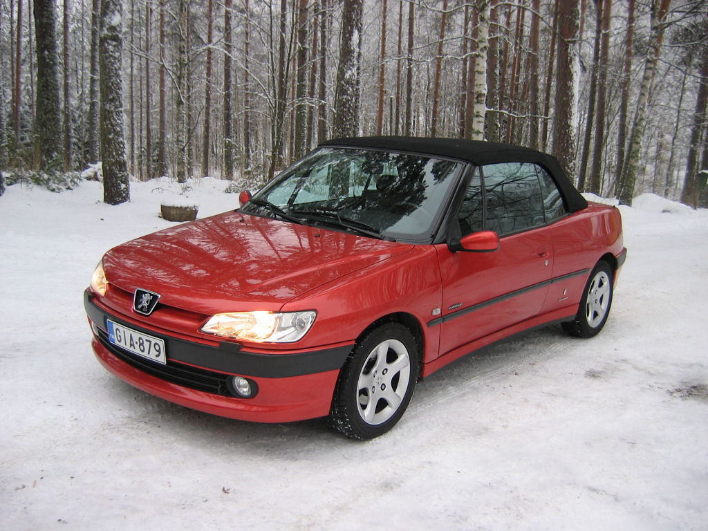 [ FOTOS ] Fase 3 - 2000 - Naranja Newport - Un cabrio en Finlandia Platinum-orange