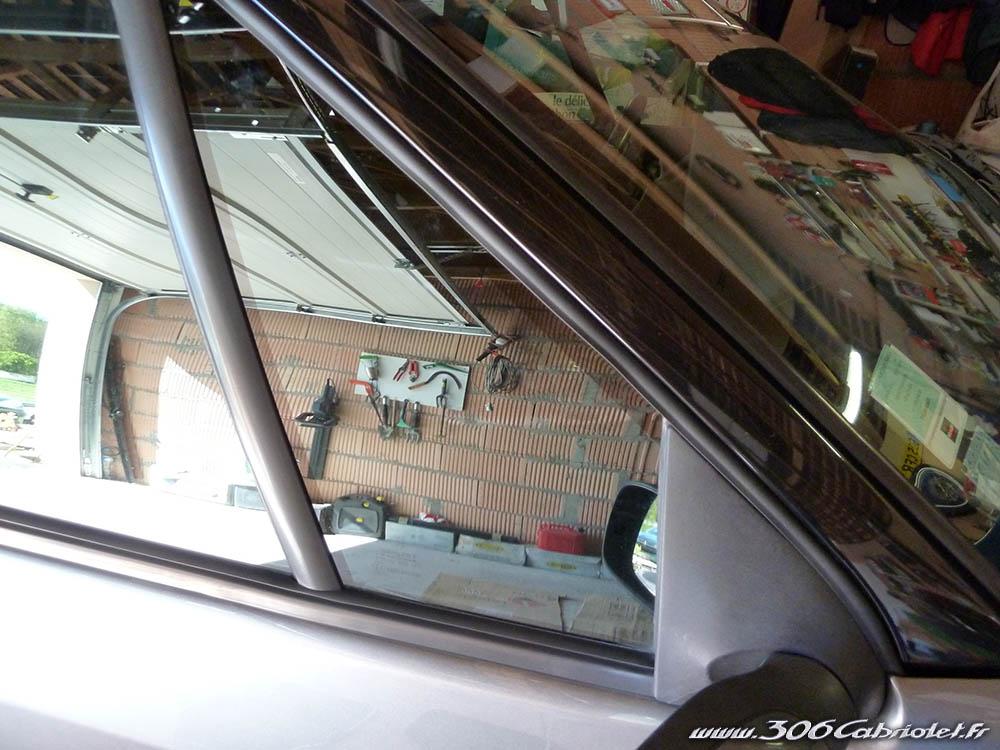 [ JUNTAS ] Junta entre para parabrisas y cristales laterales - Como mejorar su aspecto Joint-parebrise-repare02