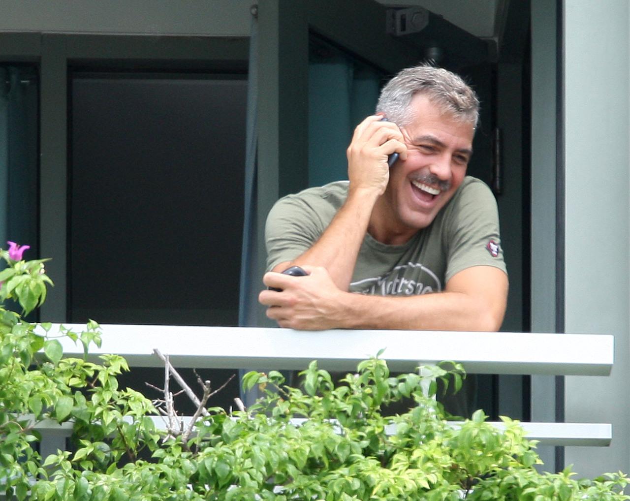 George Clooney George Clooney George Clooney! Tumblr_msfk4xqYPN1sblz9yo3_1280