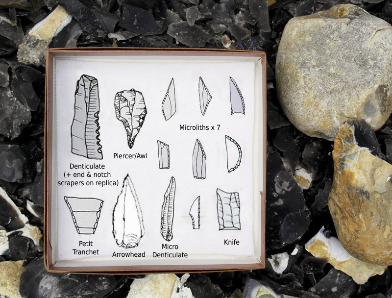 Microliths, Mesolithic and Blade Cores Tumblr_n29wfzNfYh1sueqlso1_1280