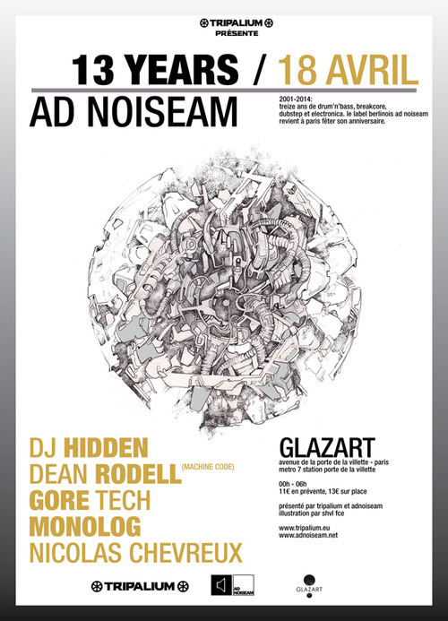 [18-04-14] AD NOISEAM 13 Years w/ DJ Hidden, Dean Rodell,... Tumblr_inline_n2bqfzv1iH1sbq3pv