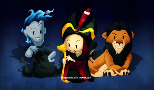 "[Images] ""Disney Chibis"" - Page 14 Tumblr_mt5xqsdYWi1svzeeuo4_500"