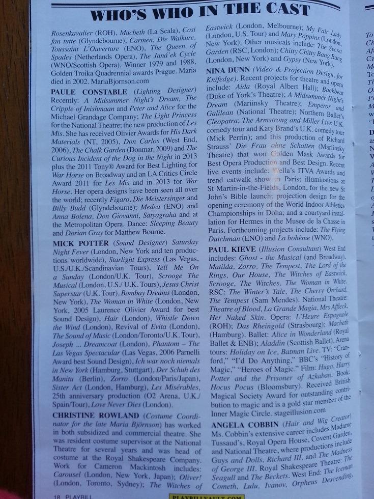 The Broadway production + Original US Replica tour - Page 20 Tumblr_n291jjsg991sr6sj3o10_1280