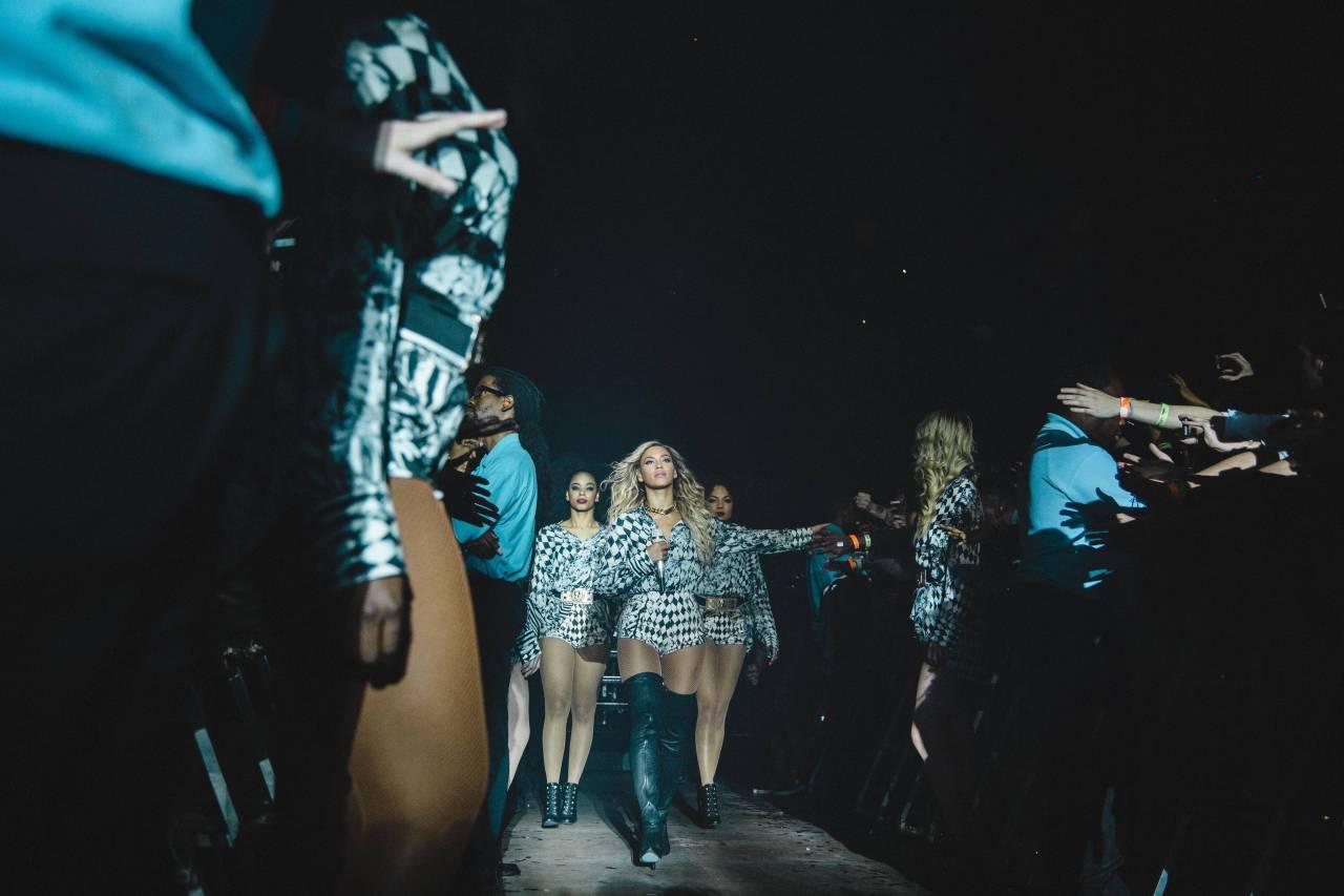 "Beyonce > ""The Mrs. Carter Show"" World Tour [VI] $230 MILLION. BIGGEST FEMALE TOUR OF THE YEAR! - Página 2 Tumblr_n1vf9c9vpk1rqgjz2o1_1280"