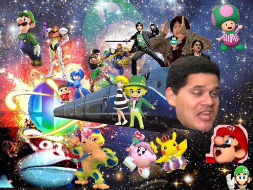 Nintendo Spotlight, Nintendo Treehouse, Nintendo Invitationals, and E3 2017 Tumblr_ncthyyNlm01r9f37qo1_500