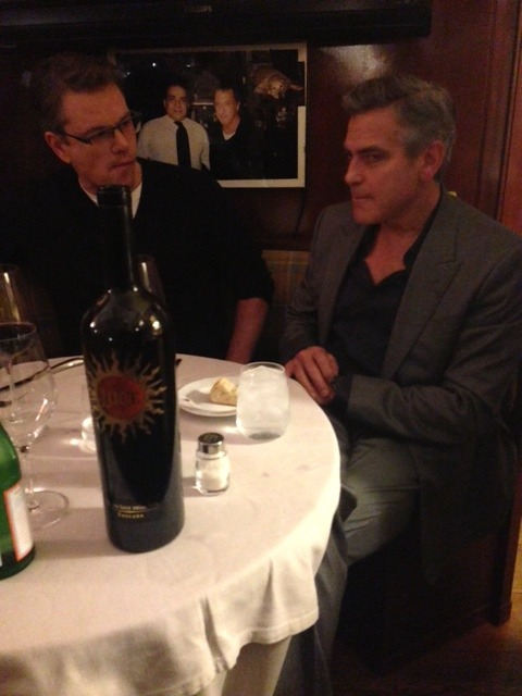 George Clooney at dinner in Milan Tumblr_n1hw6gfPdt1rys76jo3_r1_500