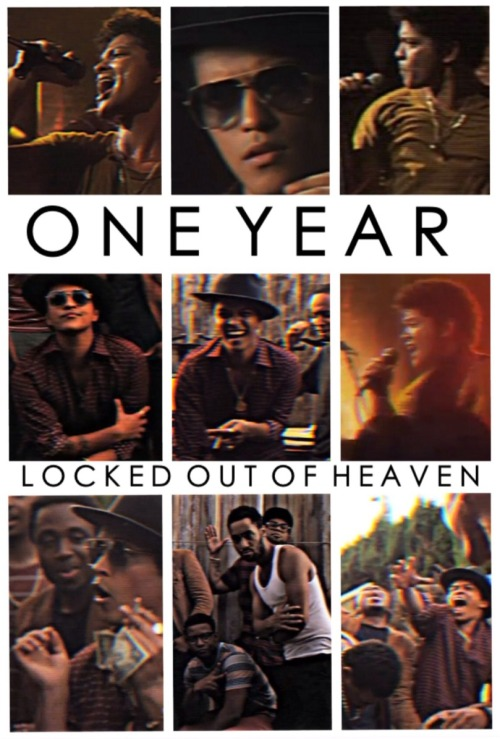 """Single >> """"Locked Out of Heaven"""" [Videoclip +230 Millones Visitas] Tumblr_mu01rzonLV1s8t5uvo1_500"""