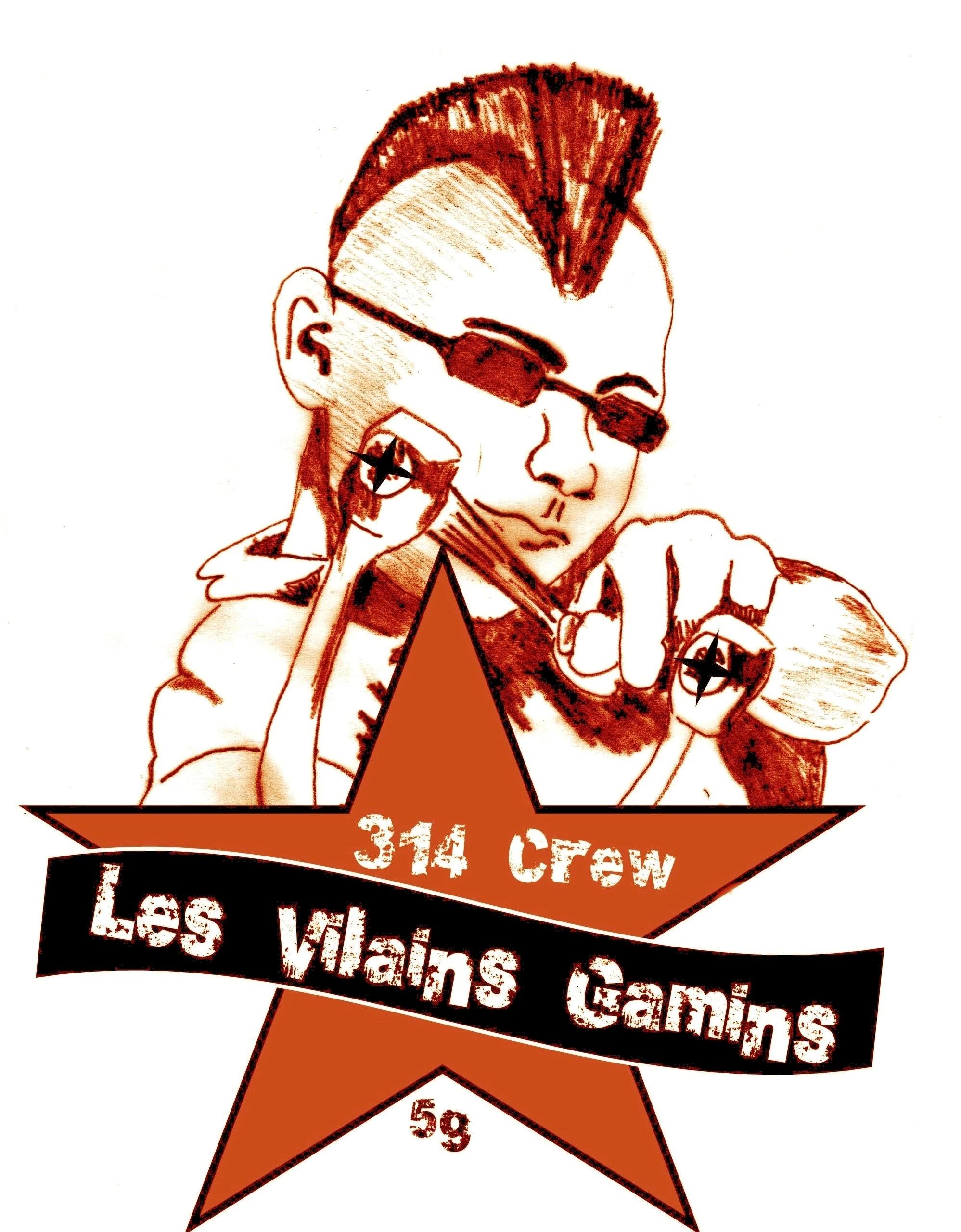 1-2-3... en Images ! - Page 12 314-Crew-Les-Vilains-Gamins