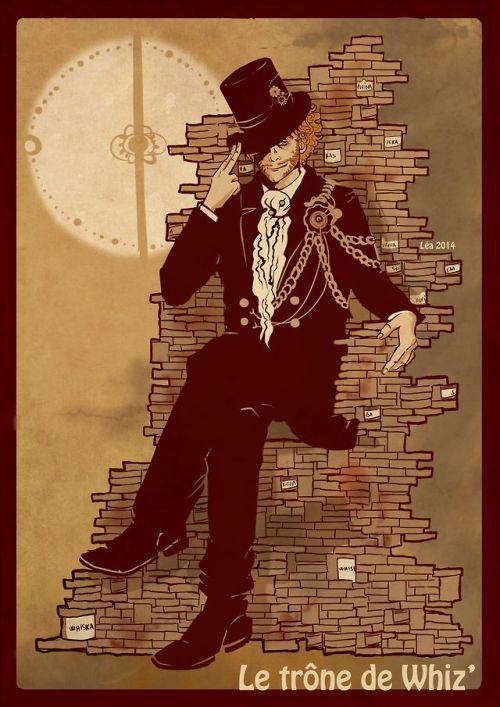Le trône de Wiz. Tumblr_n8fr3yWzCI1spd0loo1_500