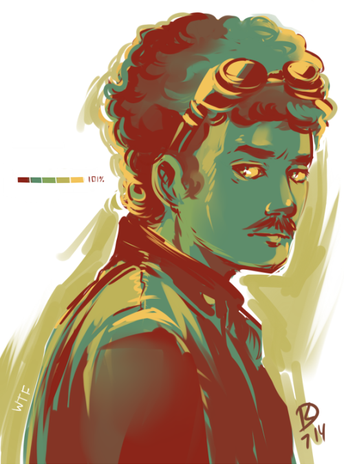 [Fanart] The best moustache in all of time and space (mais pas seulement) Tumblr_n94db4yqUZ1r8b6soo1_500