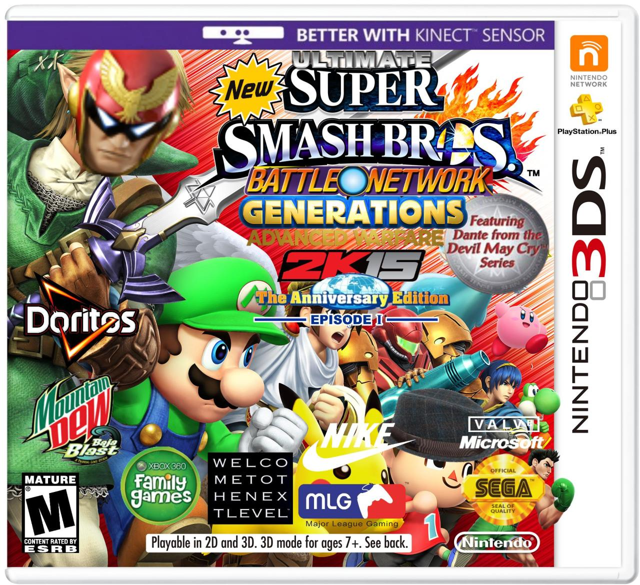 Super Smash Bros Wii U/3DS pic of the day - Page 2 Tumblr_n99nfwDWEy1sn17pgo1_1280