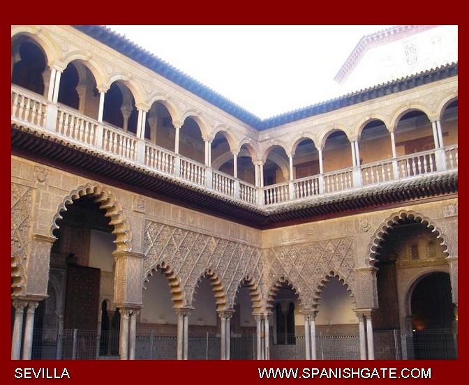 مدخل لقصر من قصور المعتمد ابن عباد Image00002