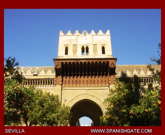 مدخل لقصر من قصور المعتمد ابن عباد Image00053