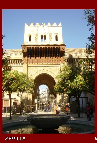 مدخل لقصر من قصور المعتمد ابن عباد Image00054