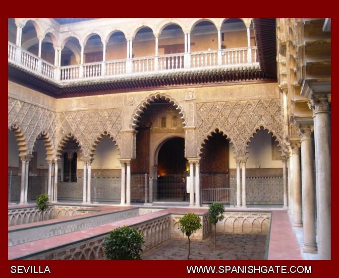 مدخل لقصر من قصور المعتمد ابن عباد Image00091