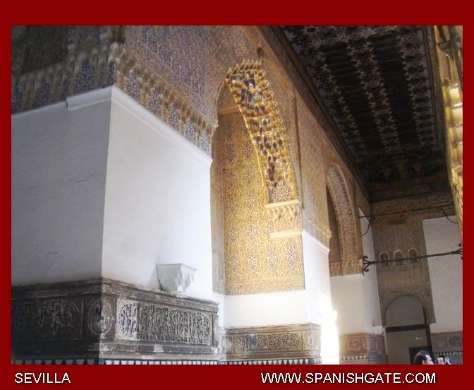 مدخل لقصر من قصور المعتمد ابن عباد Image00092