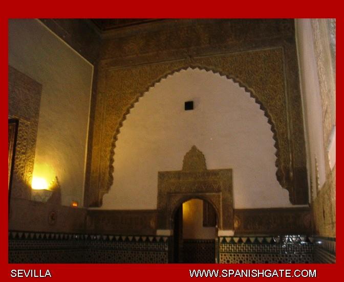 مدخل لقصر من قصور المعتمد ابن عباد Image00095