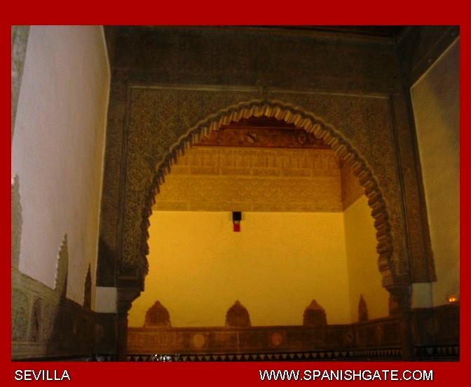 مدخل لقصر من قصور المعتمد ابن عباد Image00096