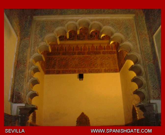 مدخل لقصر من قصور المعتمد ابن عباد Image00098