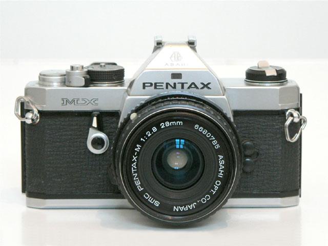Votre matos Photos/Vidéos Pentax-mx