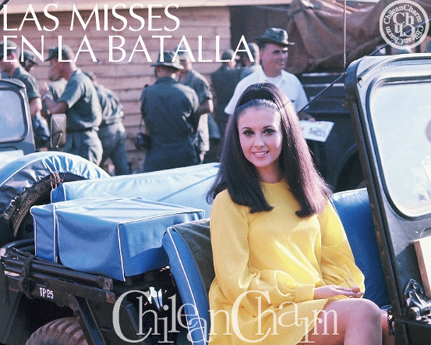 madeleine hartog-bell, primera peruana ser miss world. titulo de miss world 1967. semifinalista de miss universe 1966. Tumblr_o2bh8dMbCF1ttv0wmo1_1280