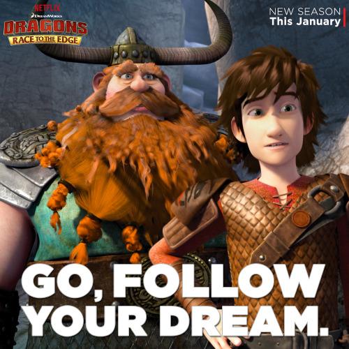 Dragons saison 3 : Par delà les rives [Avec spoilers] (2015) DreamWorks - Page 2 Tumblr_ny4osy5JPb1qzmmzso1_500