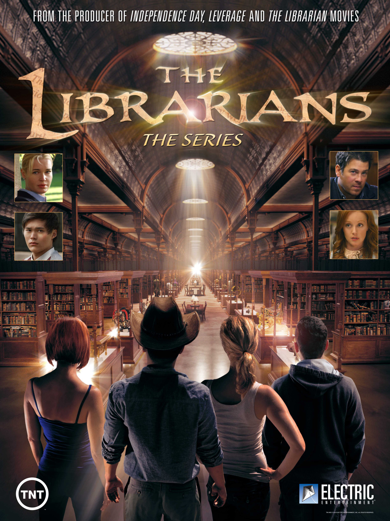 The Librarians (2014– )  Tumblr_ng8nkjIvN91szhok3o1_1280