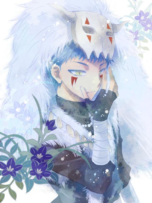 Akatsuki no Yona [Imagens] Tumblr_nhaehnrWRn1u6jzqio2_500