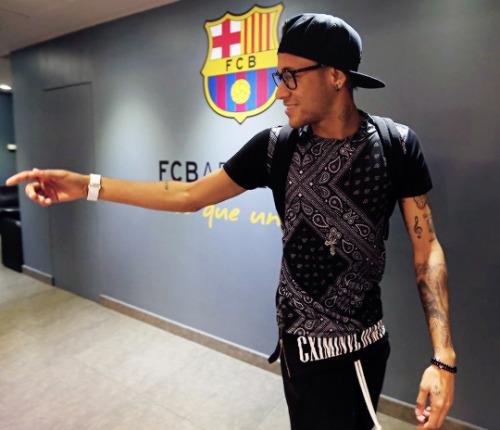 Neymar Jr. - Page 37 Tumblr_nn67aolU021qg8thho2_500