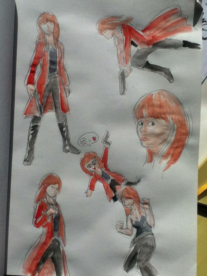 [Fan-Art] Des dessins du VDF et tout ça Tumblr_n6g6818Ubu1rjjgtyo1_1280