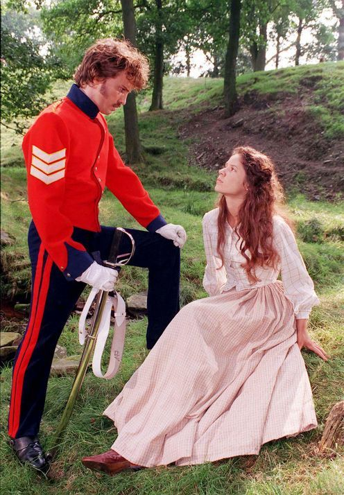 Far from the madding crowd : adaptation ITV Tumblr_niwriydOL61tfe8lko1_500