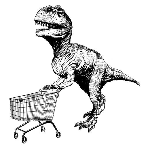 Dinosaur Hoax - Dinosaurs Never Existed! Tumblr_lt03tw8bfY1qaa503o1_500