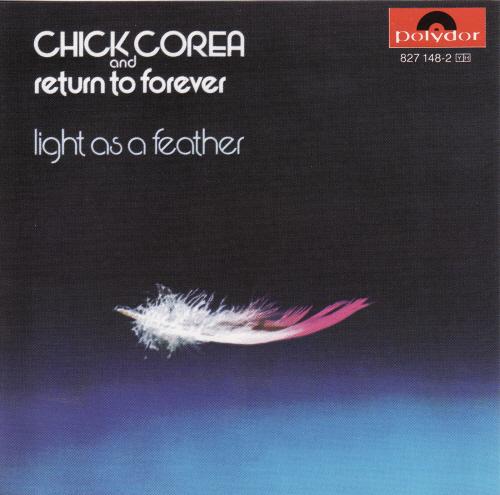 Chick Corea Light-as-a-feather