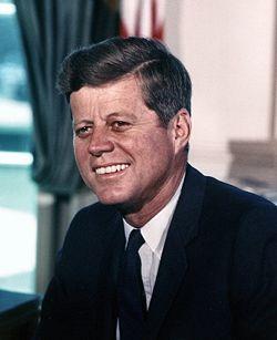 LEPHEMERIDE DU JOUR JFK