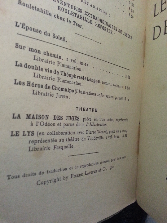 1st edition of Le Fantôme de l'Opéra Tumblr_n3bv8tM39h1sr6sj3o4_1280