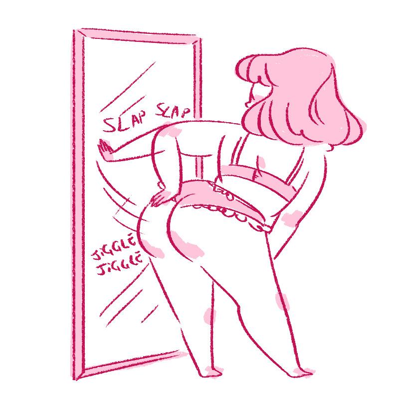 Body Positive ou comment voir son corps positivement - Page 3 Tumblr_n4flb3GmMh1r0mak4o5_1280