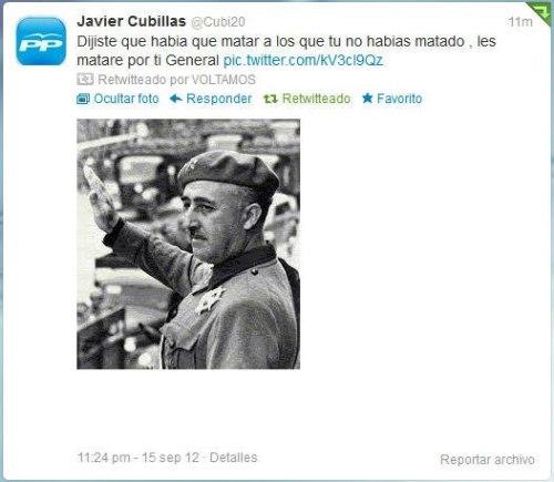 Un valenciano de 19 años, el primer detenido por pedir la muerte de políticos en Internet Tumblr_n5oilevM711qf8zrjo2_500