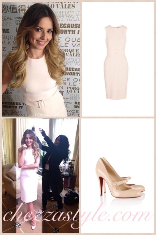 Fashion, Moda, Maquillaje de Girls Aloud - Página 5 Tumblr_n5tpunak6q1rx8u40o1_500