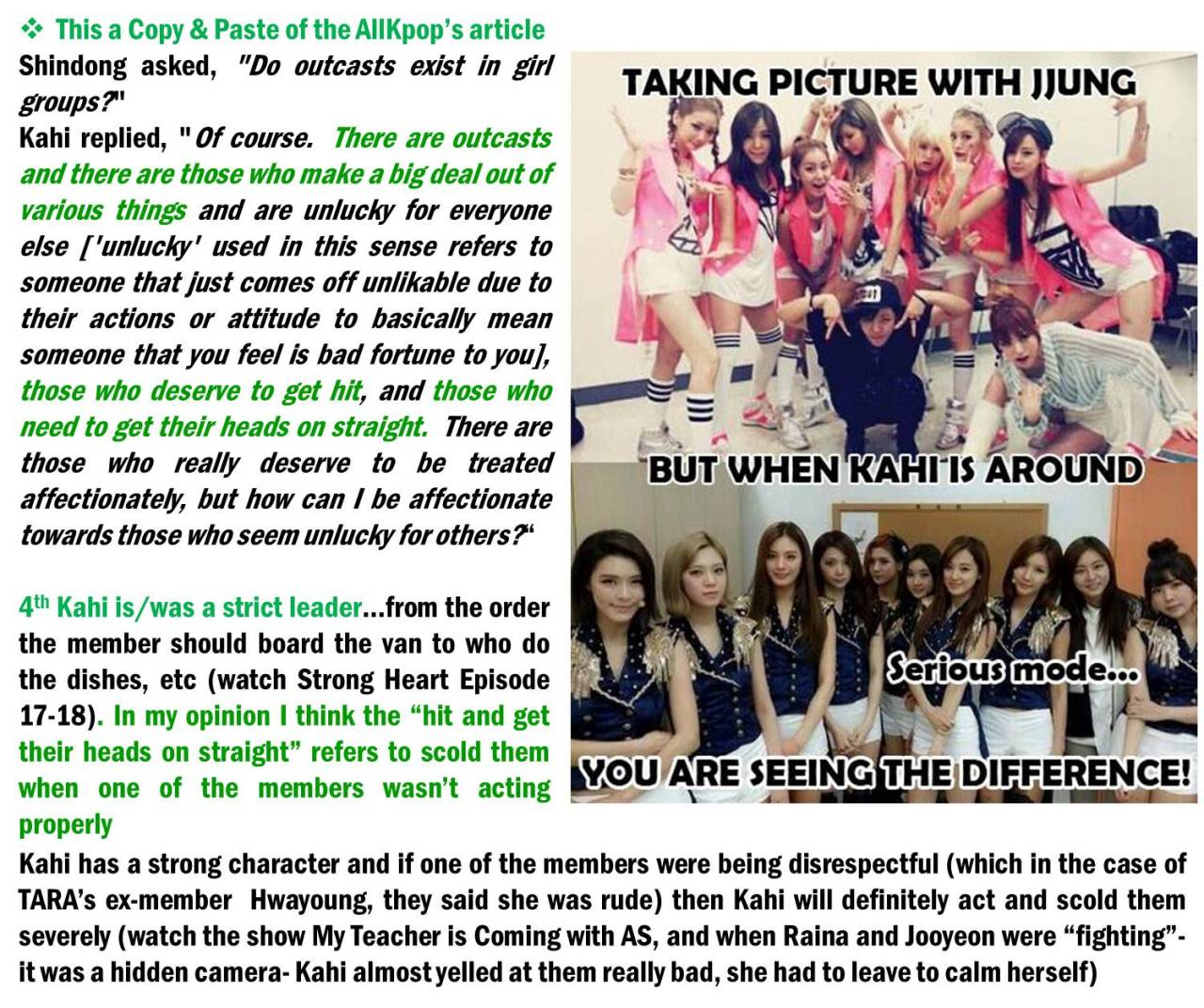 [NEWS] Kahi dishes on outcasts in girl groups and After School Tumblr_n5cg26v9Jh1sayfqyo5_1280