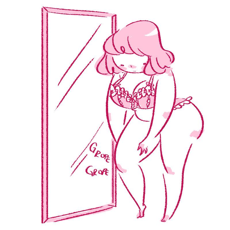 Body Positive ou comment voir son corps positivement - Page 3 Tumblr_n4flb3GmMh1r0mak4o4_1280
