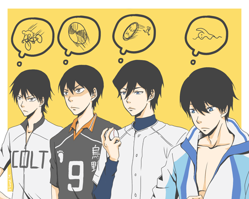 ♥*☆Manga/Anime/Game Characters that Look alike☆*♥  - Page 3 Tumblr_n0fipxJBYw1qhfb3oo1_500