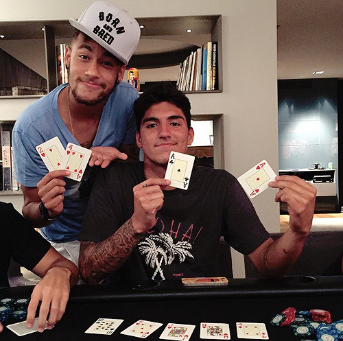 Neymar Jr. - Page 5 Tumblr_ndp8b6ZvcY1tf8ygso1_500
