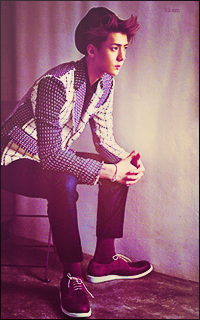 Oh Sehun [EXO] 200*320 Tumblr_n9ui954WBh1ts0h9do9_250