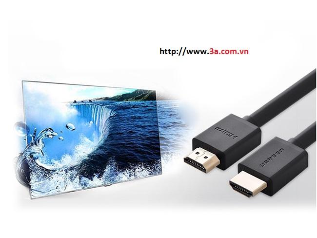 Cung ứng Cáp HDMI dài 15M cao cấp hỗ trợ Ethernet + 4k 2k HDMI chính hãng Ugreen UG-10111 Cap%20hdmi%2025m%20ugreen%20(10)(3)