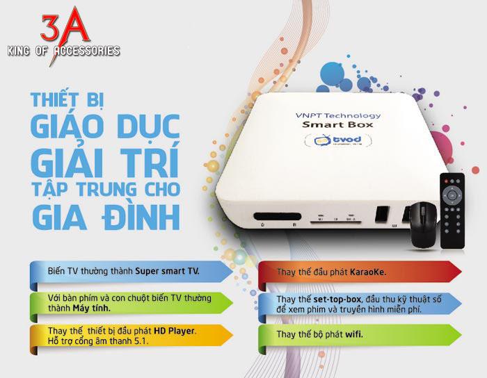 Thiết Bị Smart Box VNPT - Giá Siêu Tốt Vnpt-technology-smartbox-vnt001sb-android-tv-box-3a-2
