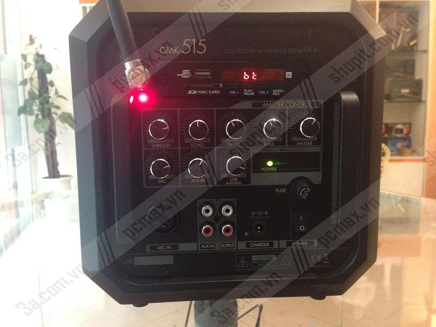 Cần bán Máy trợ giảng công suất lớn Camac Unizone CMK 515W  Unizone_cmk515-1