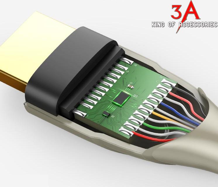 Sản phẩm cần bán: Dây HDMI 2.0 dài 3m cao cấp hỗ trợ 2k * 4k chính hãng Ugreen 50109 50107-2