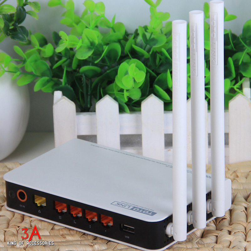 Bộ phát wifi 3 râu 300 Mbps hỗ trợ Printer server, FTP server Totolink N302r  Bo-phat-wifi-3-rau-Totolink-N300RU-3a-2